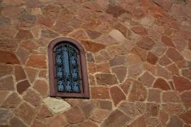 Mur avec fenêtre